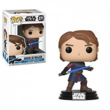 Star Wars Clone Wars POP! Vinyl Bobble-Head Anakin 9 cm