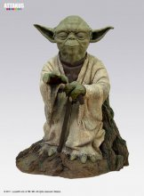 Star Wars Socha Yoda Using the Force 54 cm