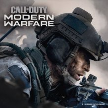 Call Of Duty Calendar 2020 English Version*