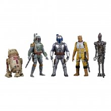 Star Wars Celebrate the Saga Akční Figurky 5-Pack Bounty Hunter