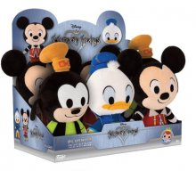 Kingdom Hearts Plushies Plush Figure 18 - 20 cm Display (6)