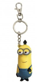 Minions Keychain with Anti-Stress Figure Kevin 5 cm