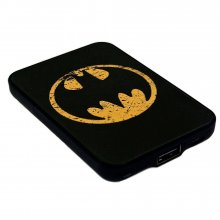 Batman Credit Card Sized Power Bank 5000 mAh Logo