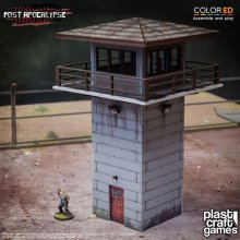 Post Apocalypse ColorED Miniature Gaming Model Kit 28 mm The Wat