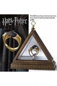 Harry Potter Replica 1/1 Lord Voldemort´s Horcrux Ring (gold-pla
