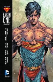 DC Comics Comic Book Superman Earth One Vol. 03 by J. Michael St