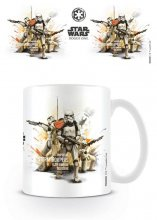 Star Wars Rogue One Mug Stormtrooper Profile