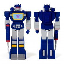 Transformers ReAction Akční figurka Wave 1 Soundwave 10 cm