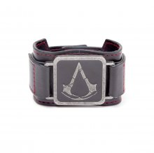 Assassins Creed Rogue Wristband Metal Crest