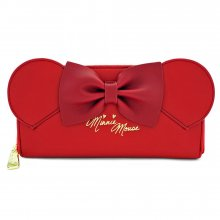 Disney by Loungefly peněženka Red Minnie Ears & Bow