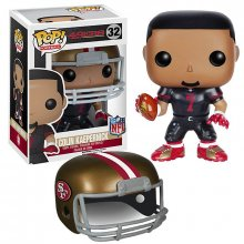 NFL POP! Football figurka Colin Kaepernick (SF 49ers) 9 cm