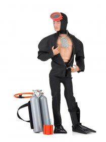 Action Man Action Figure 50th Anniversary Scuba Diver 30 cm