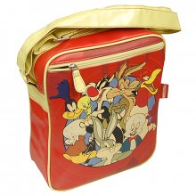 Looney Tunes Flight Bag brašna Looney Tunes Crew