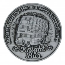 Harry Potter Medallion Knight Bus Limited Edition