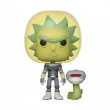 Rick & Morty POP! Animation Vinylová Figurka Space Suit Rick 9 c