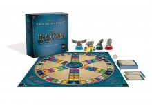 Harry Potter desková hra Trivial Pursuit Ultimate Edition *Engli