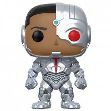 Justice League POP! figurka Cyborg 9 cm