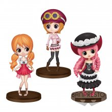 One Piece Q Posket Figures 7 cm Assortment Petit Vol. 2 (28)