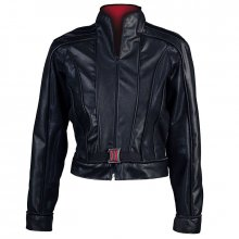 Captain America Civil War replika bunda Black Widow Jacket