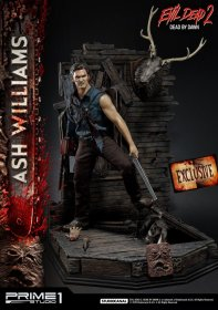 Evil Dead II Statues 1/3 Ash Williams & Ash Williams Exclusive 9
