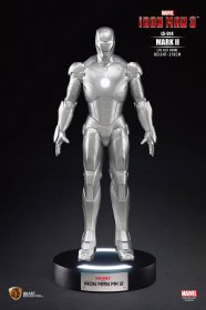 Iron Man 3 Life-Size Socha Iron Man Mark II 210 cm
