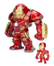 Avengers Age of Ultron Metals Die Cast Figures Hulkbuster & Iron
