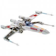 Star Wars EasyKit model 1/57 Luke Skywalker´s X-Wing Fighter