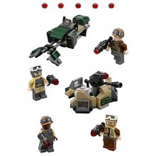 LEGO Star Wars Battle Pack Rogue One Rebel Trooper
