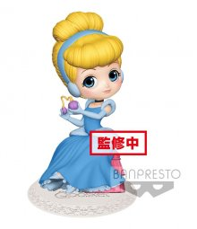 Disney Q Posket Perfumagic mini figurka Cinderella Normal Color