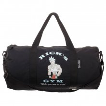 Rick & Morty Duffle Bag Ricks Gym