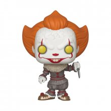 Stephen King's It 2 POP! Movies Vinylová Figurka Pennywise w/ Bl