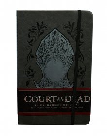 Court of the Dead Notebook Memento Mori