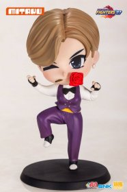 The King of Fighters '97 Chibi mini figurka King 10 cm