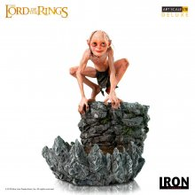 Lord Of The Rings Deluxe Art Scale Socha 1/10 Gollum 12 cm