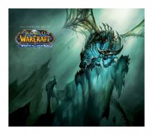World of Warcraft Art Book The Cinematic Art of World of Warcraf