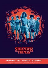 Stranger Things Deluxe A3 Calendar 2019 English Version*