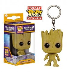 Guardians of the Galaxy Pocket POP! vinylový přívěšek na klíče G