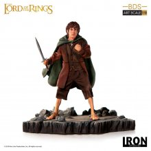 Lord Of The Rings BDS Art Scale Socha 1/10 Frodo 14 cm