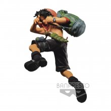 One Piece SCultures PVC Socha Big Zoukeio 4 Ace 9 cm