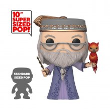 Harry Potter Super Sized POP! Movies Vinylová Figurka Dumbledore