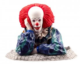 Stephen King's It 1990 ARTFX Dekodemo Socha 1/6 Pennywise 9 cm