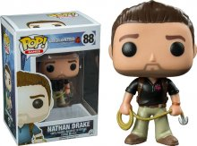 Uncharted POP! Games Vinylová Figurka Nathan Drake 9 cm