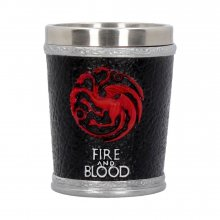 Game of Thrones Shot Glass Fire & Blood