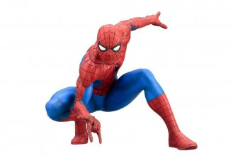 Marvel Now! ARTFX+ PVC Socha 1/10 The Amazing Spider-Man 9 cm