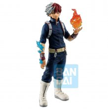 My Hero Academia Ichibansho PVC Socha Syoto Todoroki (Fighting