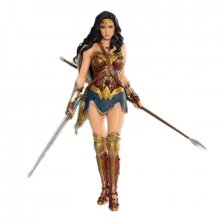 Justice League Movie ARTFX+ soška Wonder Woman 19 cm