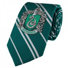 Harry Potter Woven Necktie Zmijozel New Edition