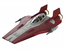 Star Wars Build & Play Model Kit with Sound & Light Up 1/44 Resi