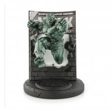 Marvel Pewter Collectible Socha Hulk Green Finish Limited Editi
