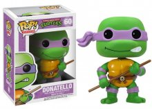 Teenage Mutant Ninja Turtles POP! Vinylová Figurka Donatello 10